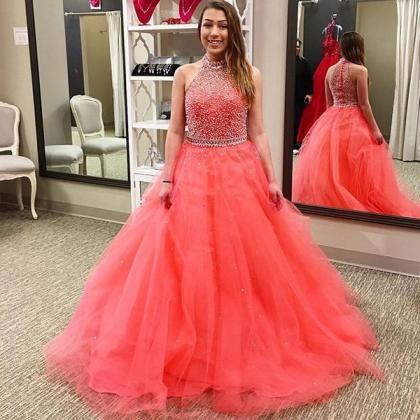 Charming Prom Dress, Elegant Ball G..