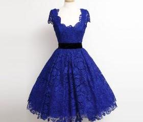 Charming Royal Blue ..