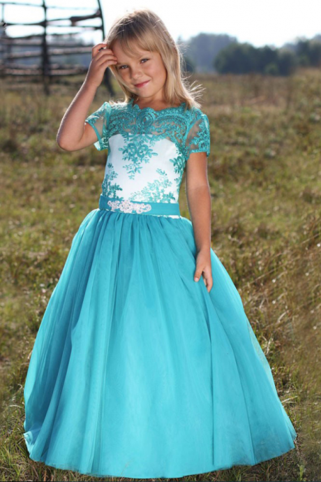 Flower girl dress,pretty flower girl dress, charming flower girl dresses.girls party dresses, girls christmas dresses, flower girl dress, girls first communion dress, junior bridesmaid dress,girls pageant dresses