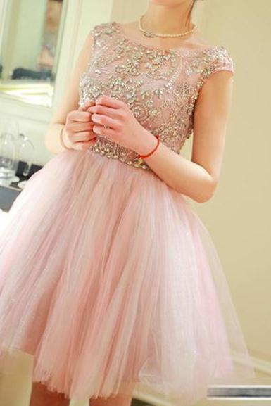 Short Homecoming Dress,Pretty Popular Homecoming Dress,Tulle Homecoming Dresses, Mini Graduation Dresses,Cute Homecoming Dress,, Homecoming Dress On Sale,Homecoming Dresses